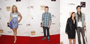 Ali Fedotowsky, Golden Globe Winner 2012-2013 Jackson Pace, Rita Branch Nick Simmons